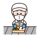高時給★調理麺のトッピング・仕分け・包装作業《2か月短期》
