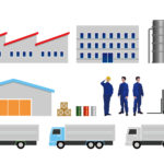 食品工場内機械メンテナンス